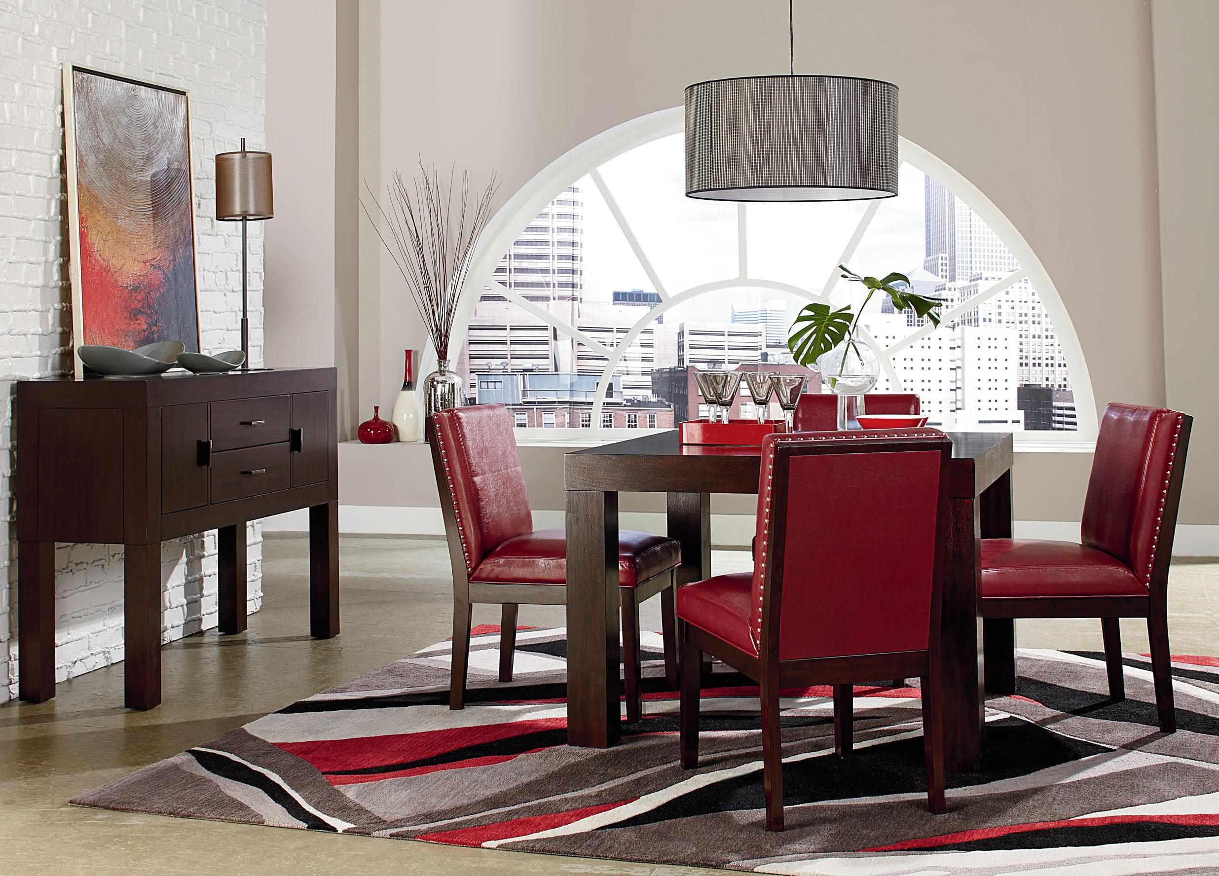 Mattress Brand Reviews >> Standard Furniture Couture Elegance Dining Room 10560 ...