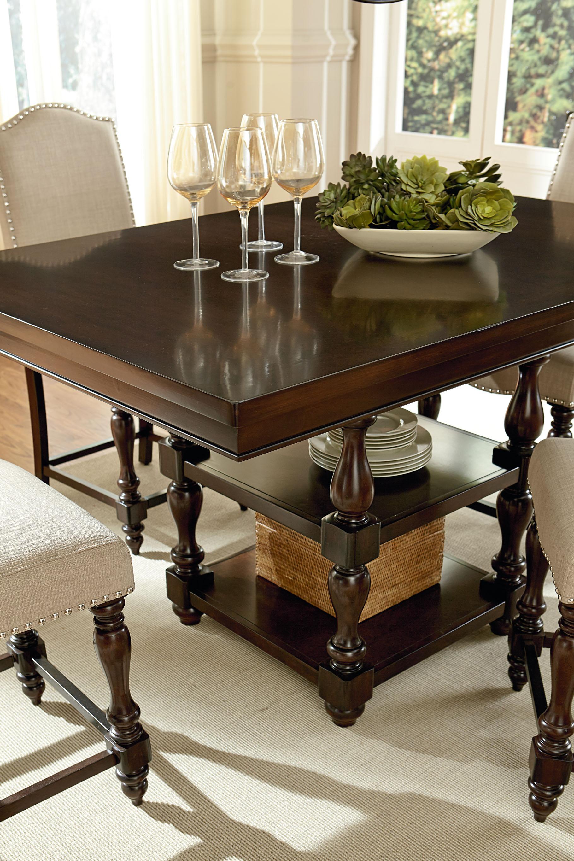 Standard Furniture Mcgregor Counter Height Dining Room