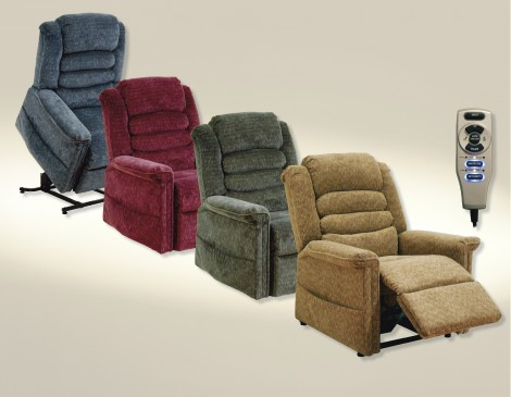 Catnapper Lift Recliner 4825 Soother Home Furniture