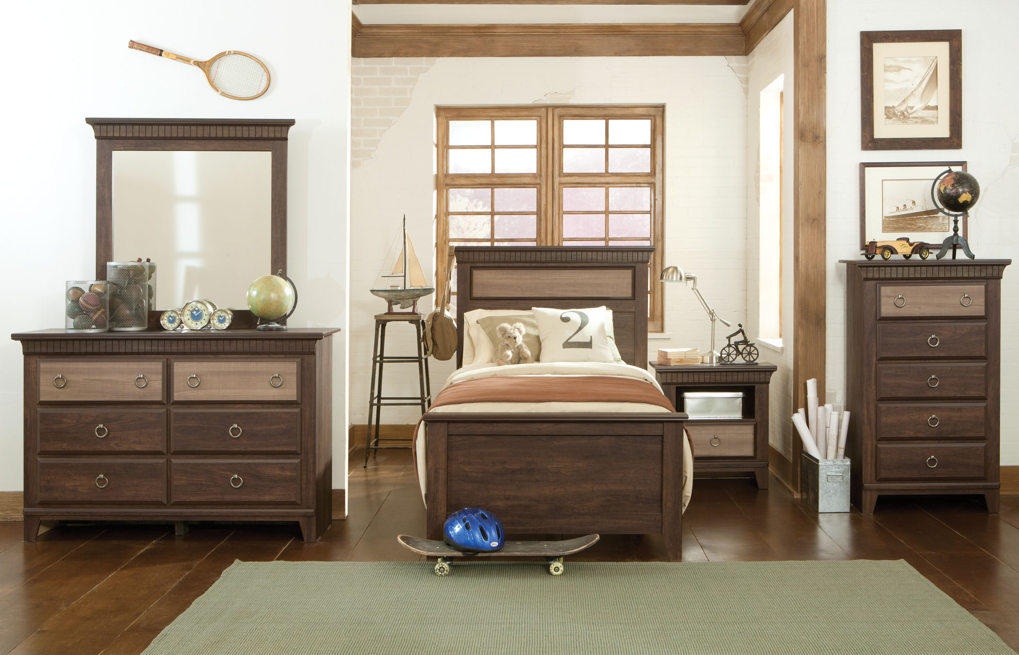 Standard Furniture Youth Bedroom Weatherly 68150 Home Furniture
