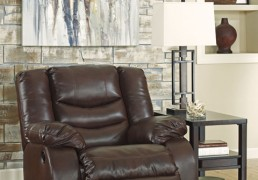 Ashley Furniture Linebacker Durablend Reclining Upholstery Collection 95201 Home Furniture