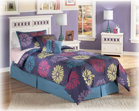 Ashley Furniture Youth Bedroom Zayley B131 Home Furniture