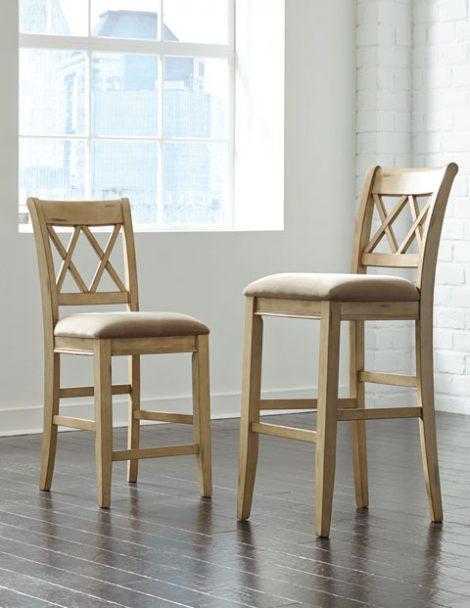 Ashley Furniture Dining Room Table Set: Ashley Furniture Mestler Dining Room D540 Barstool