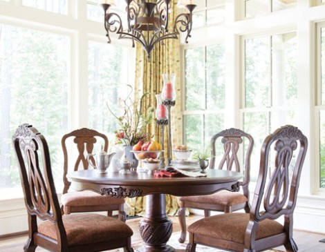 Ashley Furniture North Shore Dining Room D553