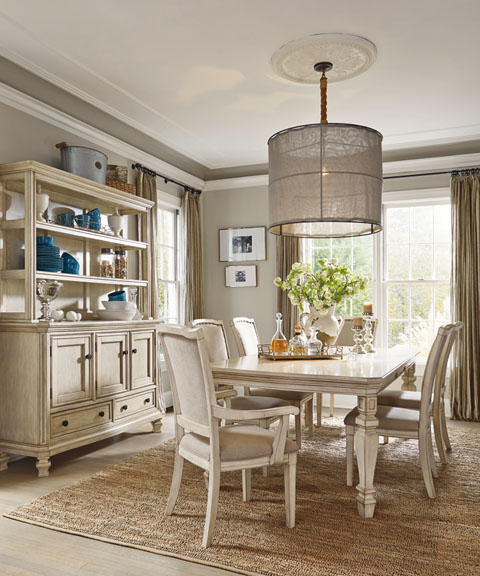 Ashley Furniture Demarlos Dining Room D693