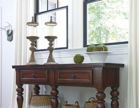 Ashley Furniture Porter Dining Room D697 Server - Home Furniture