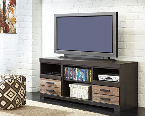 Ashley Furniture Harlinton Entertainment Center W325 Home Furniture