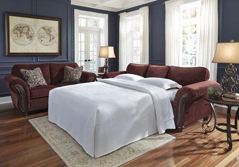 Ashley Furniture Chesterbrook 8810235 38 Sofa Loveseat Home Furniture