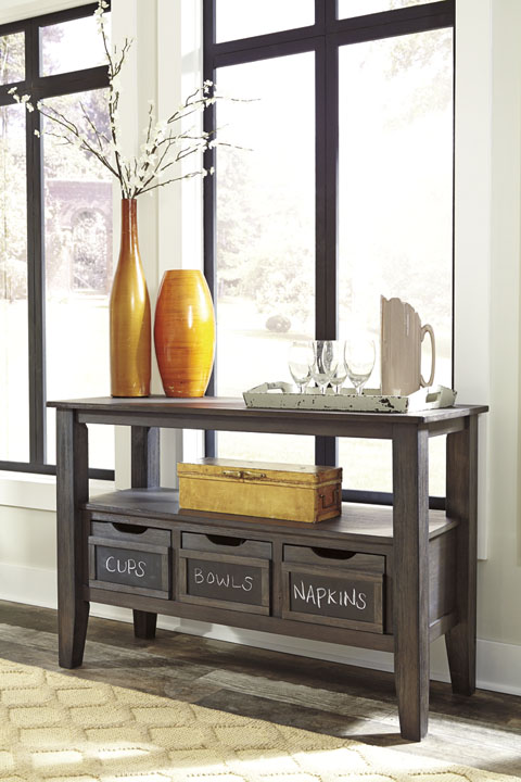 Ashley Furniture Dining Room Table Set: Ashley Furniture Dresbar D485 Dining Room