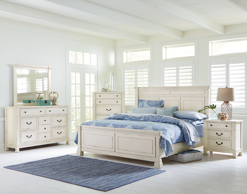 Standard Furniture 91600 Chesapeake Bay Bedroom Suite Home Furniture